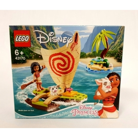 LEGO® Disney Princess Moana's Ocean Adventure 43170