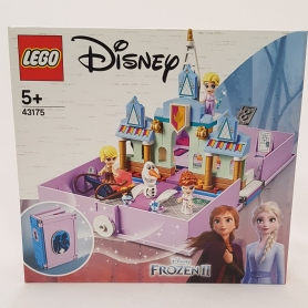 LEGO® Disney Anna and Elsa's Storybook Adventure 43175