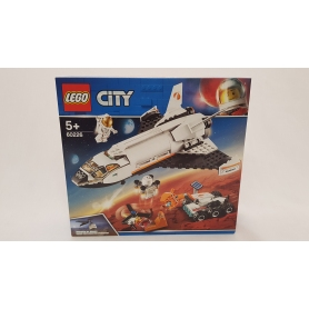 LEGO® City Mars Research Shuttle 60226