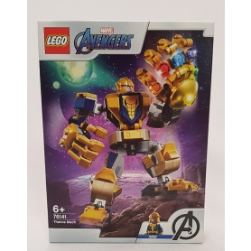 LEGO® Marvel Thanos Mech 76141