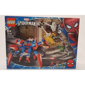 LEGO® Marvel Spider-Man vs. Doc Ock 76148