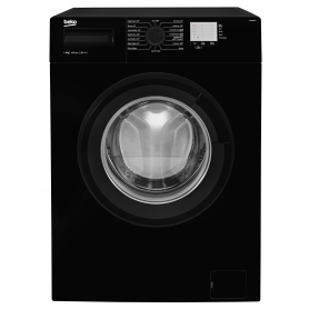 BEKO 8kg 1200 Spin Washing Machine - Black - A+++ Energy Rated