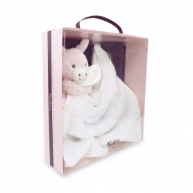 Régliss' My First Hug Doudou 28 cm / 11'' -  Pink - 1